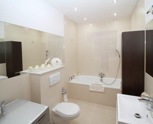 шумоизоляция стен ванной